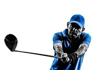 Golf Sport Floating Schwebebad